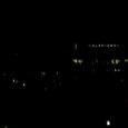 夜のランドマーク・タワー