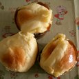 りんご&クリームチーズのパン